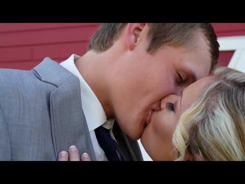 Justin & Jami Mattox Wedding - Broken Bow Nebraska