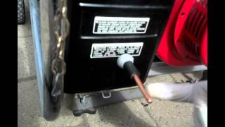 Generator conversion to propane and natural gas (without any kits)