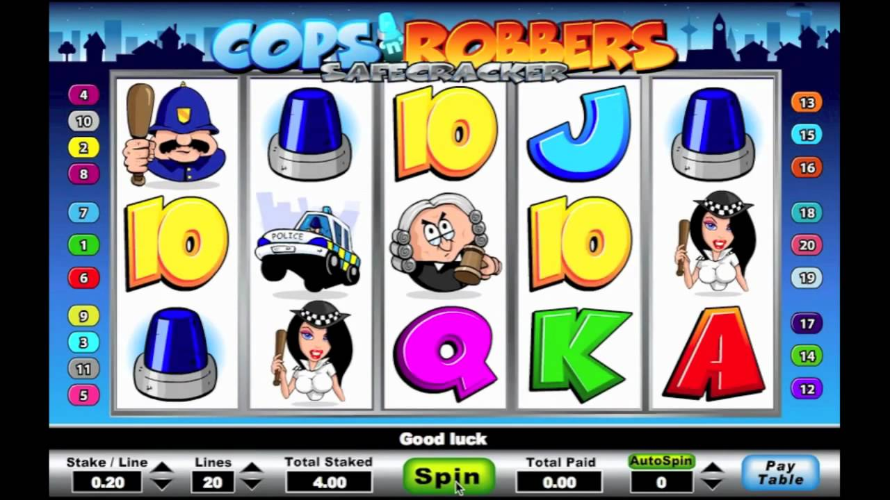share online keine free slots cops and robbers slot