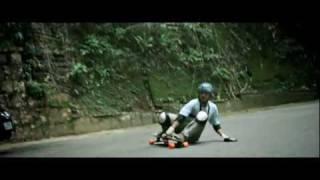 Vista Chinesa - Longboard Skate - Rio de Janeiro - Brasil - FULL HD