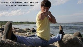 Stretching -AL present Martial Arts(MMA)