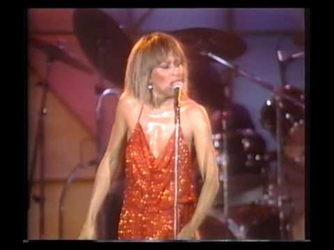 Tina Turner  - Alberta 1982