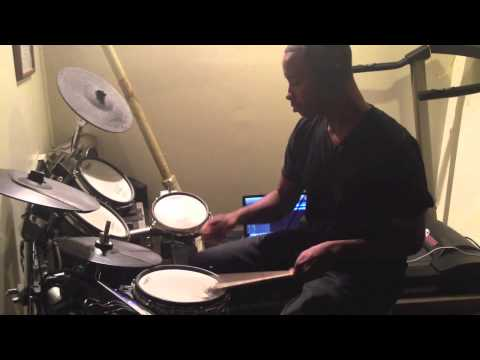 DjDrums- move that dope (drum cover)