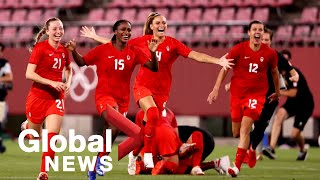 Tokyo Olympics: Canada defeats US 1-0 in women's soccer, to play Sweden in gold medal match