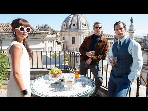 THE MAN FROM U.N.C.L.E. First Trailer Review - AMC Movie News