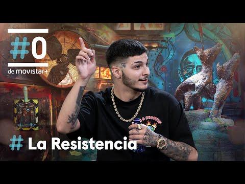 LA RESISTENCIA - Entrevista a RVFV   #LaResistencia 10.06.2021