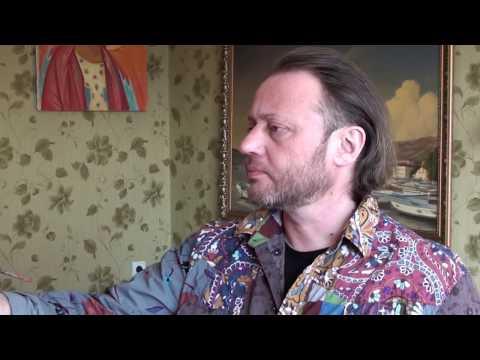 Автор hudozhnik. Видео уроки Уроки живописи Боба Росса