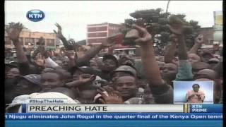 ANALYSIS; Who are the authors of hate in Kenya