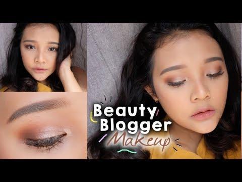 neutral-makeup-untuk-warna-kulit-kuning-langsat-asli-indonesia-|-morphe-35o-|-ririeprams