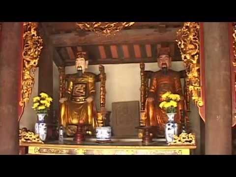 Chùa Phật Tích & Chùa Hưng Phúc - Tiên Du - Bắc Ninh 2015