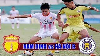Nam Định vs Hà Nội B | Play-off tranh suất dự V-league 2019