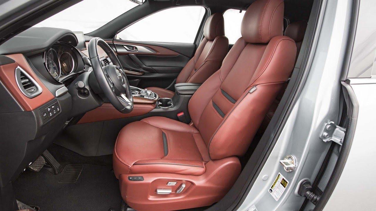 2018 Mazda Cx 9 Review Interior Amazing