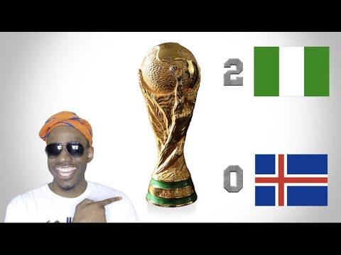 Nigeria 2-0 iceland  post match analysis | world cup 2018 group d aka juju is real!