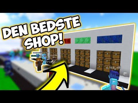 BYGGER DEN BEDSTE SHOP!! - OPPrison #5