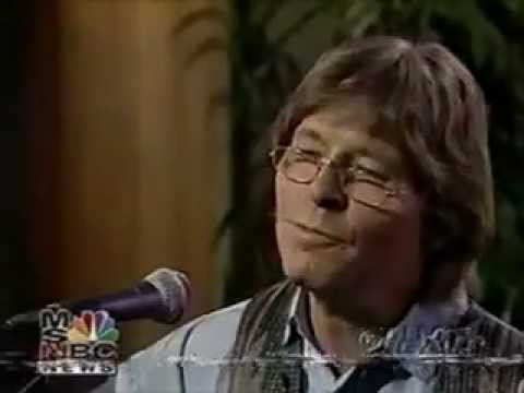 "John Denver Time and Again Tribute 1997 ""Annie's Song""(1995)"