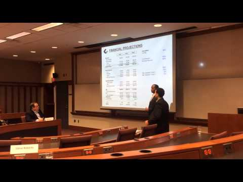 CUBE Karaoke - Ohio State Business Plan Competition Finals