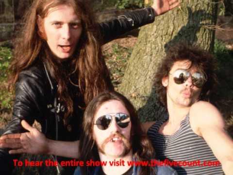 "Motorhead - ""Fast"" Eddie Clarke Interview"