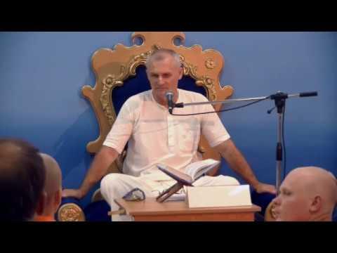 Шримад Бхагаватам 1.12.28 - Ядурадж прабху