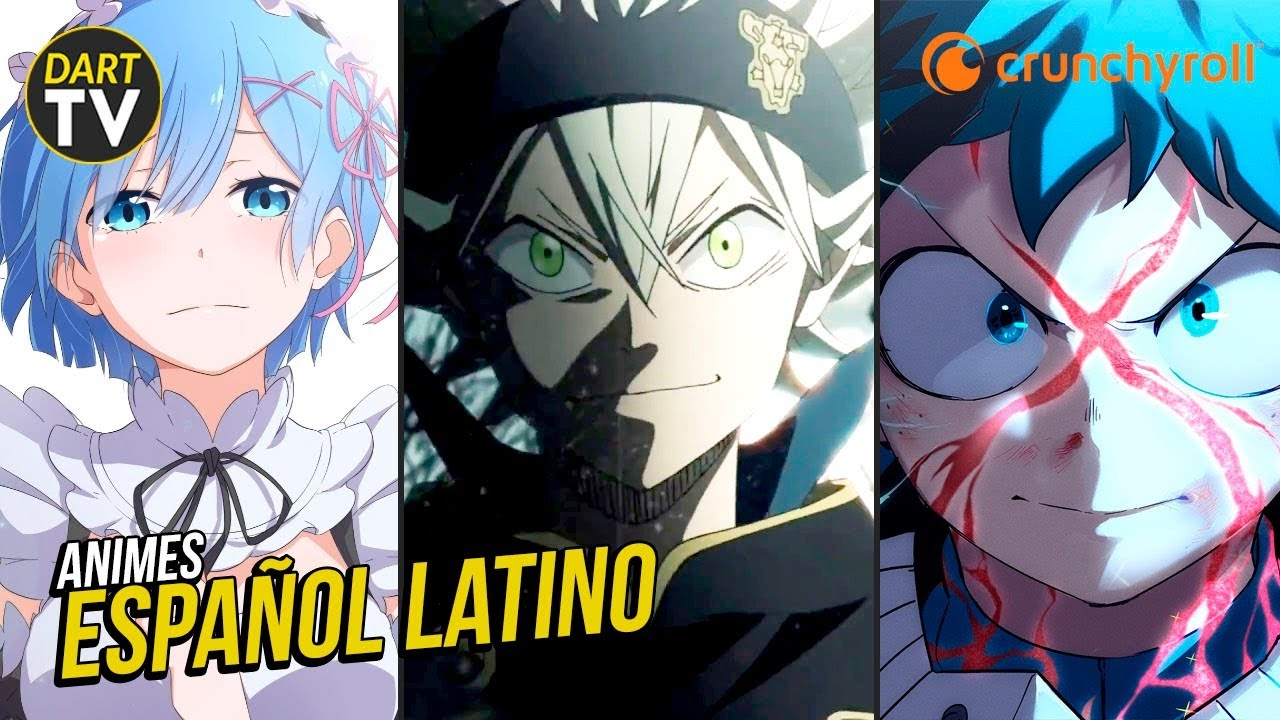 Series anime en espanol