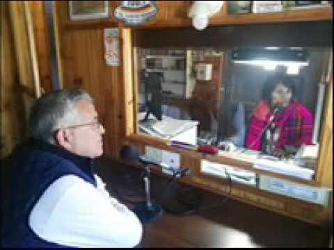Omar Gadea En FM Sta. Maria