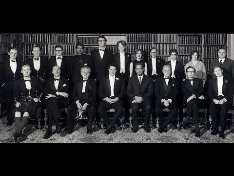 (FULL) OXFORD UNION DEBATE - Dec. 3, 1964 - W/ Malcolm X