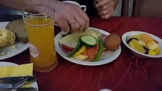Завтрак в отеле/шведский стол