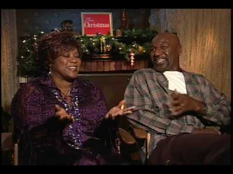 Loretta Devine Delroy Lindo interview for This Christmas