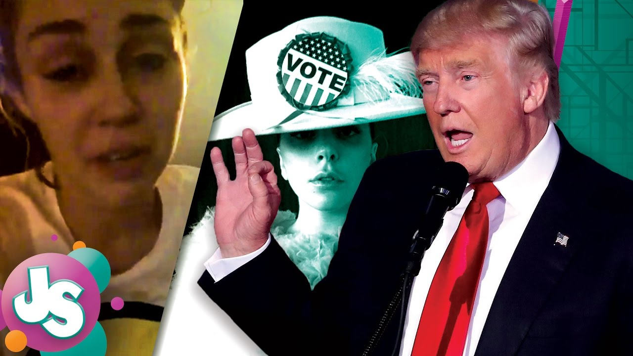 Celebs Try to Cope With Donald Trump Election Victory