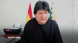 Morales gestiona presencia de Lugo y veedores en elecciones