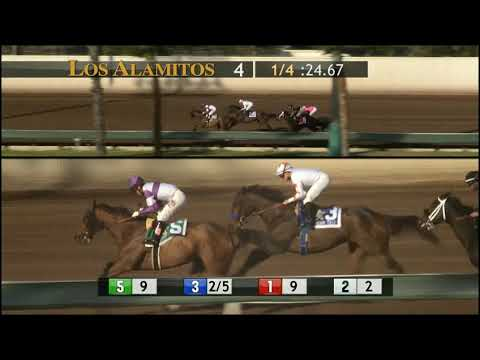 The running of the 2017 Starlet (Grade I) from Los Alamitos 12/9/17