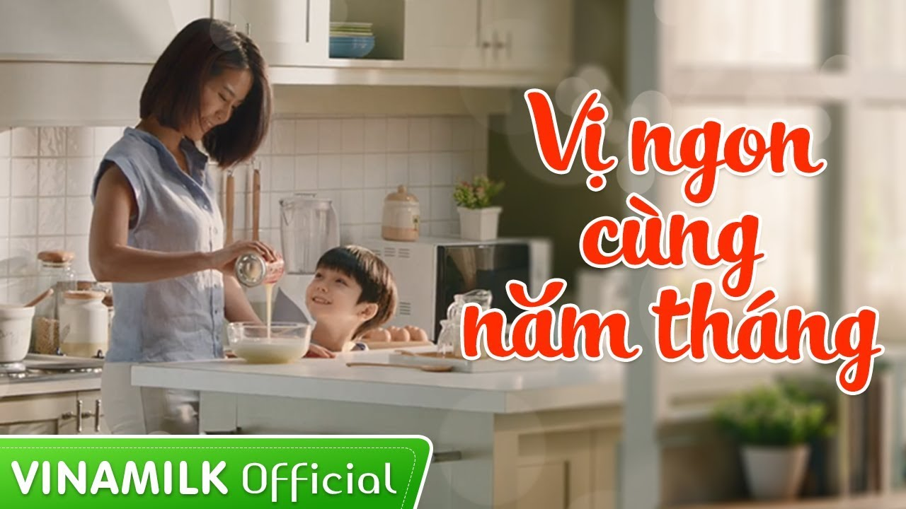Quảng cáo Vinamilk Sữa đặc Ông Thọ – Vị ngon cùng năm tháng (MN)