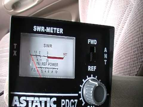 Swr Meter Youtube