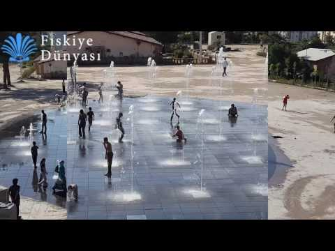 Kuru Havuz - Kuru Havuzu Yapımı | Fıskiye Dünyası