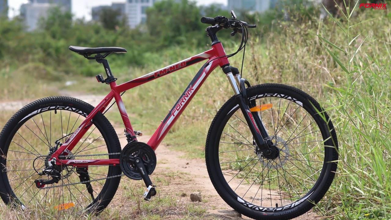 Tổng hợp các mẫu xe đạp Fornix mới nhất 2019