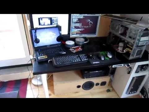 [Deutsch] Live hacking ansage 22-23.3.2013 Livestream