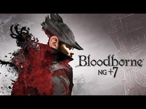 Bloodborne NG+7 SL80 PT#77 - Lady Maria, o que é que tá acontecendo?