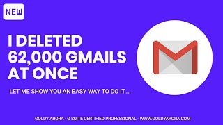 delete gmail messages in bulk