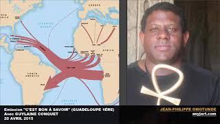 Chercheur historien de grand prestige Jean Philippe OMOTUNDE Vrits trs fortes sur lesclavage