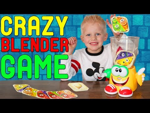 Crazy Blender Game - Michael's Magical...
