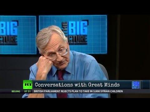Great Minds - Seymour Hersh - On the Rise of Bernie Sanders?