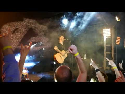 Adam Gontier - I Hate Everything About You, 12.04.2018,  Lviv