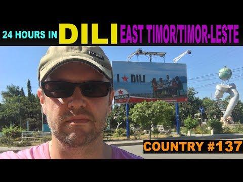 A Tourist's Guide to Dili, East Timor/Timor Leste