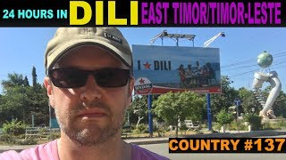 A Tourist's Guide to Dili, East Timor/Timor Leste