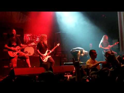 Lamb of God - Desolation - Walk - Redneck - Black Label + Clips - O2 Academy - Glasgow - 16-01-2014
