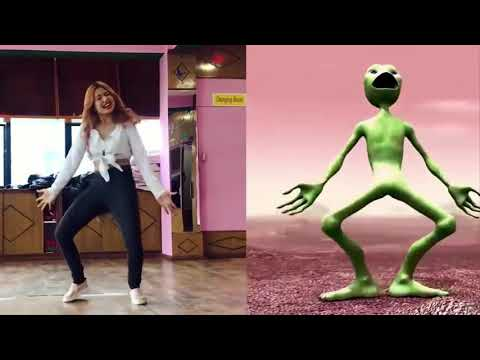 Alian VS Women The Song is Damito Pasito