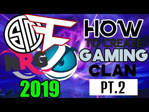 How to Recruit for your Gaming Clan | How to Start Gaming Clan Part 2 | 2020