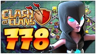 Clash Of Clans Part 778: NACHTHEXE auf Level 7 verbessern!
