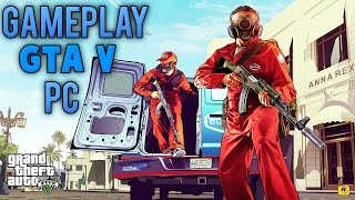 GTA 5 PC Gameplay 4k