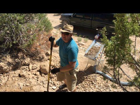 Utah Gold Prospecting w/ Utah Prospector & R.M.P.R.