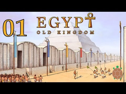Egypt Old Kingdom | Let's Try Gameplay - Prologue - 01